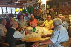 Wirtschaft zum Schmied Oberstdorf - Stammtisch