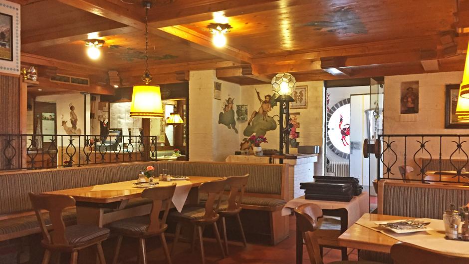Willkommen in der Wirtschaft zum Schmied in Oberstdorf