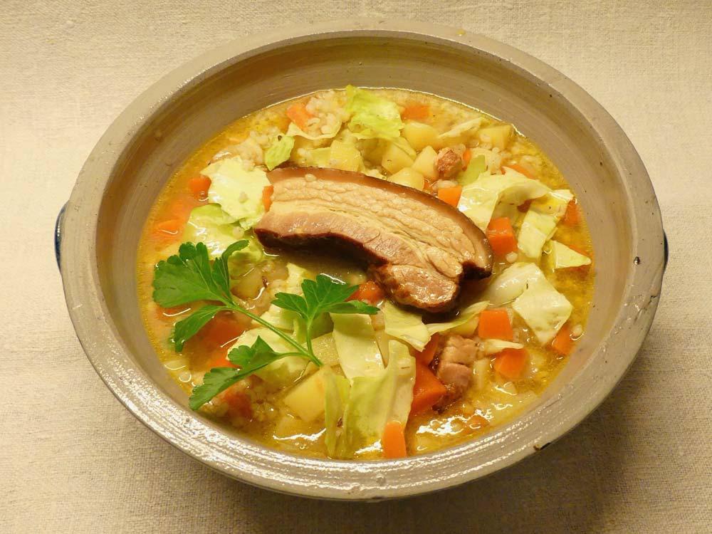 Bremer bunte Finken - Suppe